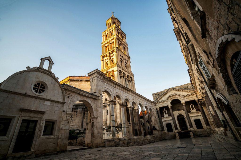 Split Dioklezianpalast