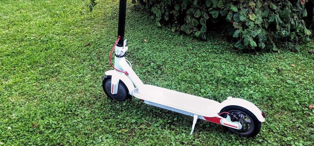 E-Scooter für den Urlaub